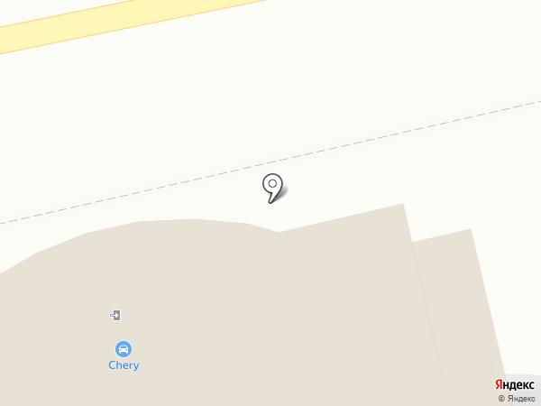 Ман на карте Ижевска