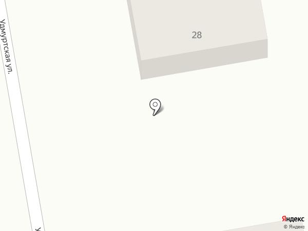 Реклама+ на карте Ижевска