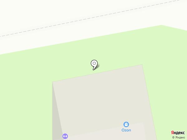 Чулочек на карте Ижевска