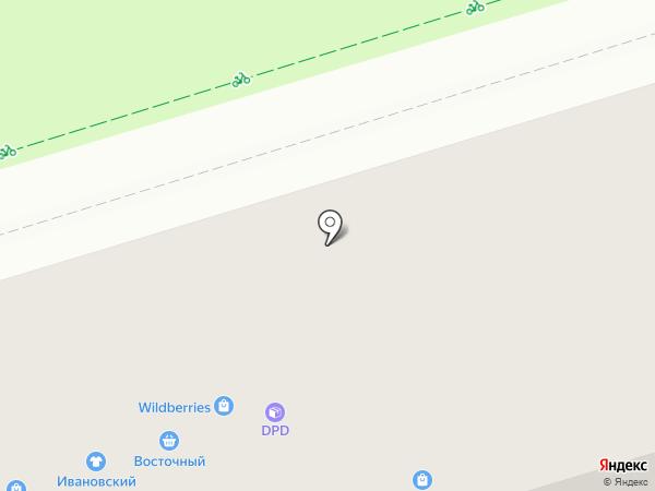 Оконика на карте Ижевска