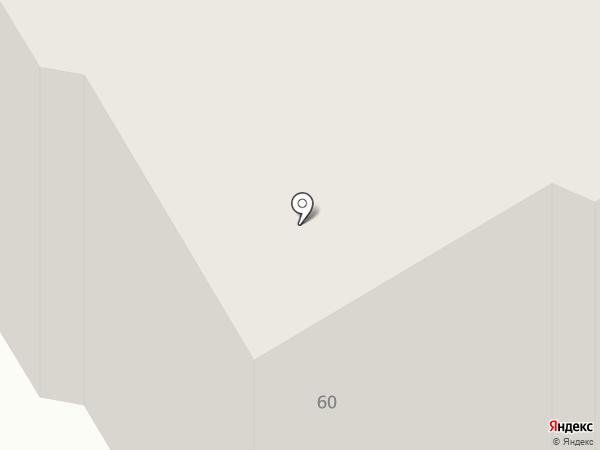 Аквантика на карте Ижевска