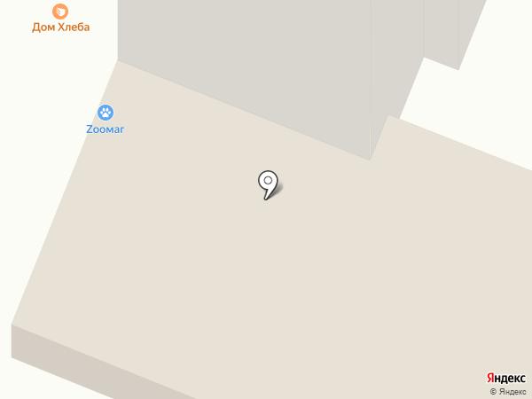 Янтарная капля на карте Ижевска