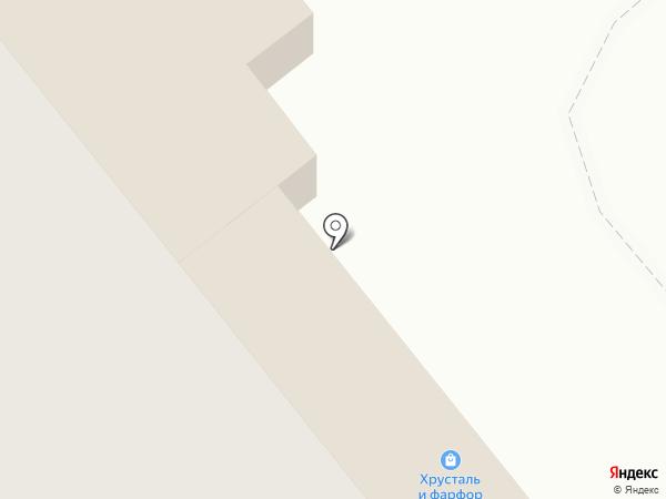 Магазин женской одежды на карте Ижевска