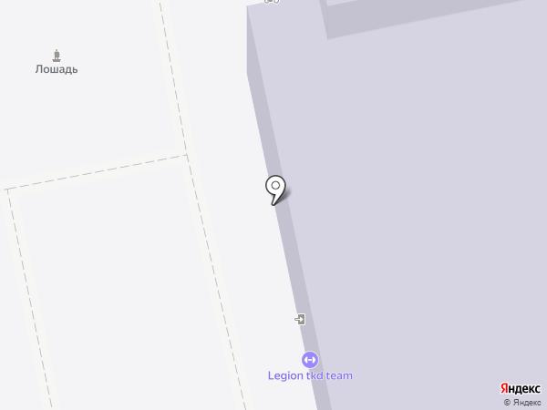 Акцент дэнс на карте Ижевска