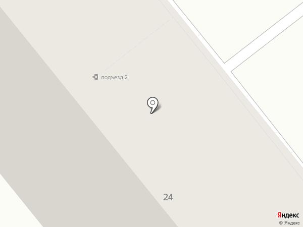 Оазис, ТСЖ на карте Ижевска