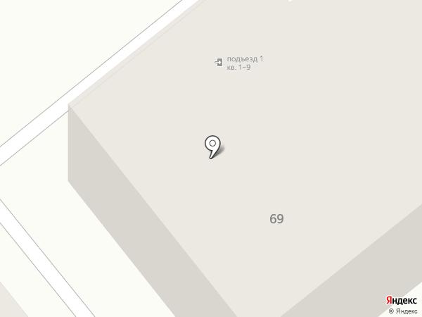 Альмерия на карте Ижевска