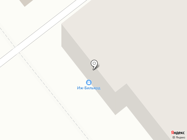 1000 Горок на карте Ижевска