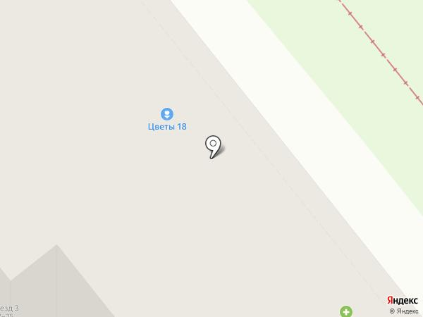 ОБЕРЕГ на карте Ижевска