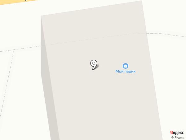 ТехИнвест на карте Ижевска