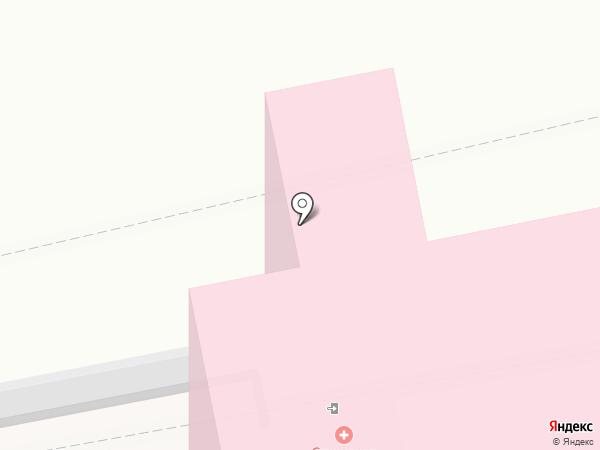 Городская клиническая больница №9 на карте Ижевска