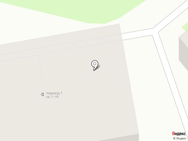 Продуктовый магазин Левада на карте Ижевска