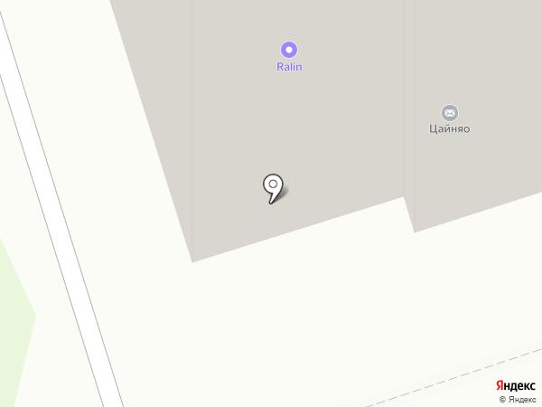 TONUSCENTR на карте Ижевска