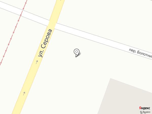 Азеравто на карте Ижевска