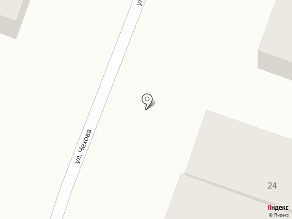 Путь преодоления на карте Ижевска