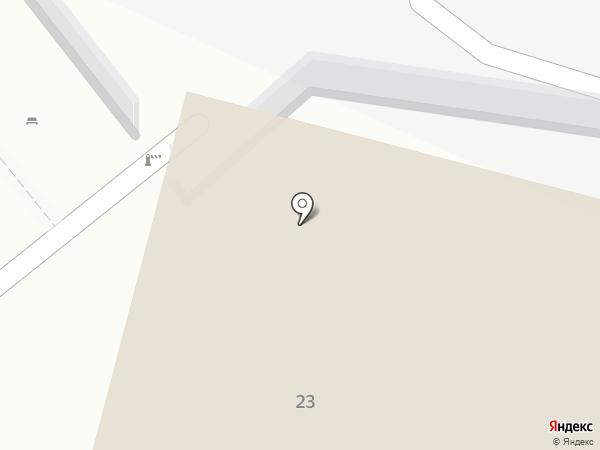 SWR на карте Ижевска