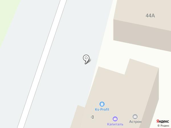 РОНТО на карте Ижевска