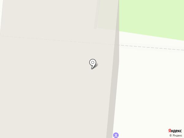 Бритва на карте Ижевска