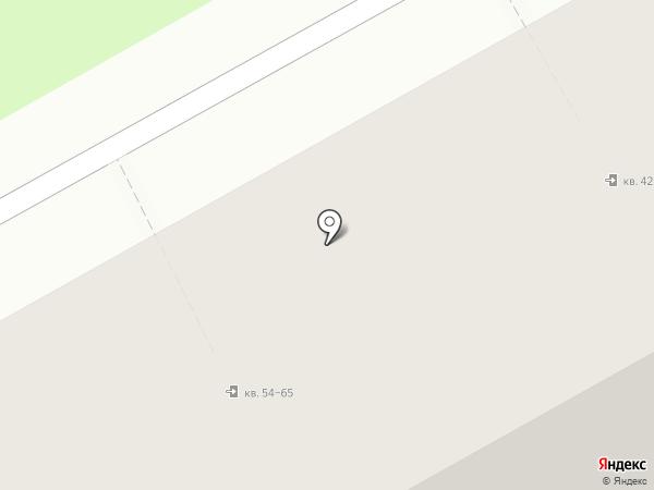 Городская управляющая компания на карте Ижевска