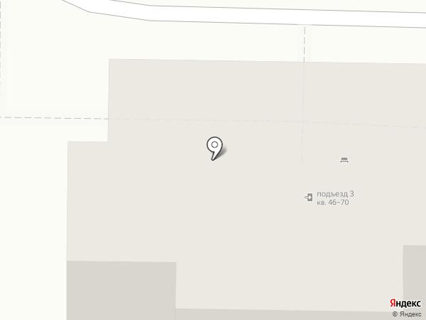 Дарьинский на карте Ижевска