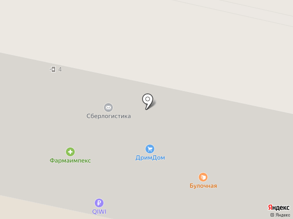 Глазная клиника на карте Ижевска