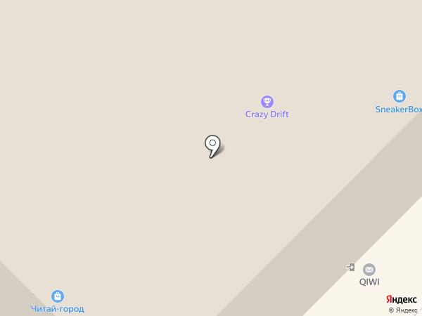 Городок мастеров на карте Ижевска