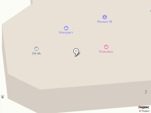 ТеплоВиК на карте Ижевска