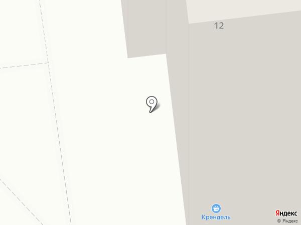 Хлебозавод №5 на карте Ижевска