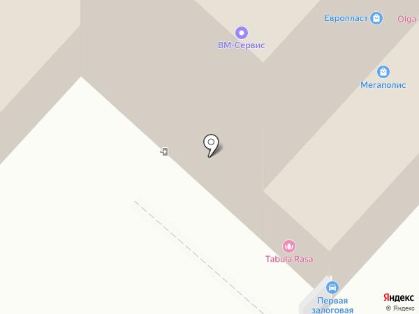 MTA-GROUP на карте Ижевска
