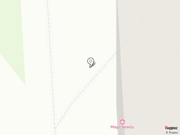 Домовенок на карте Ижевска