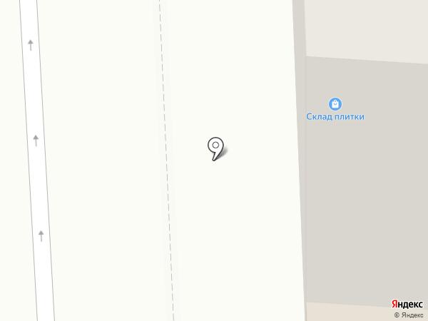 Горячий пельмень на карте Ижевска