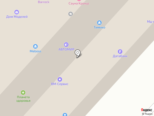 Rixter на карте Ижевска