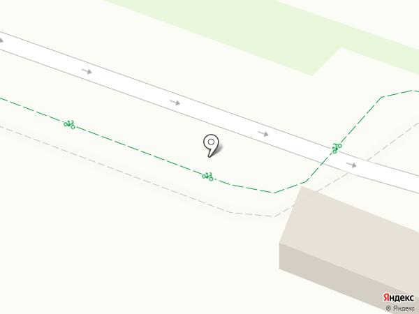 Hardbike на карте Ижевска