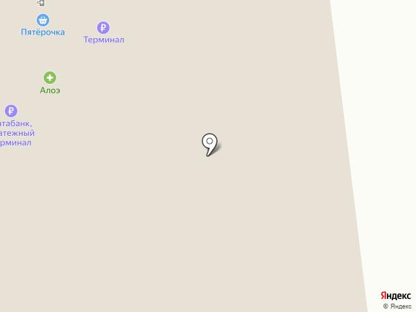 АТРИУМ-СПОРТ на карте Ижевска