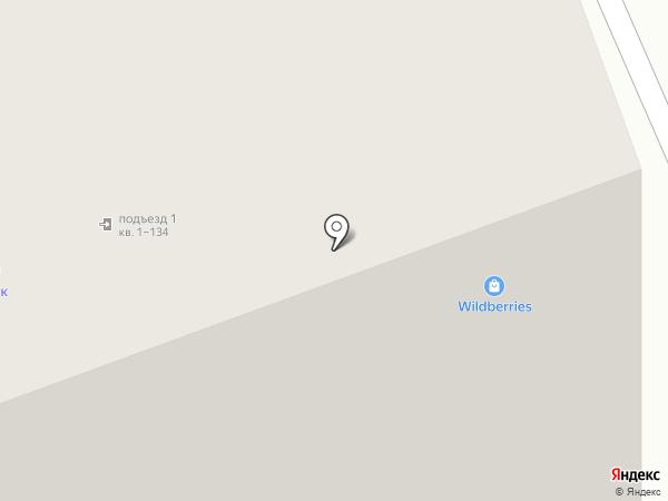 Главк на карте Ижевска