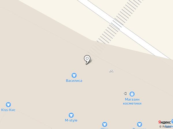 Charm на карте Ижевска