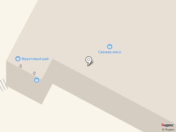 Эко продукты на карте Ижевска