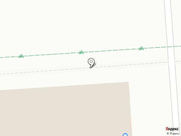 Новоселье на карте Ижевска