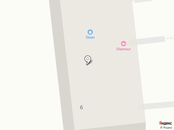 АМАТА на карте Ижевска