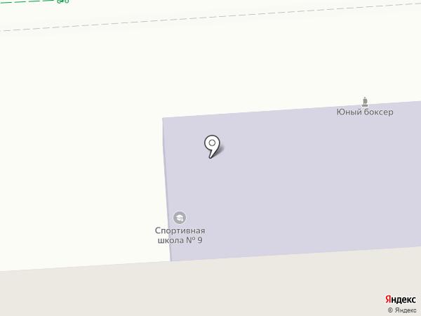 Аптека от склада на карте Ижевска