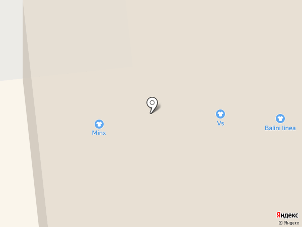 Красная туфелька на карте Ижевска