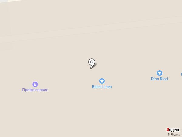 Стильпарк на карте Ижевска