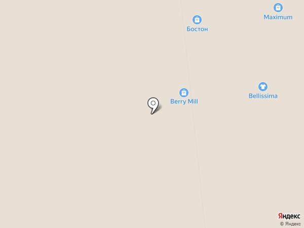 Status на карте Ижевска