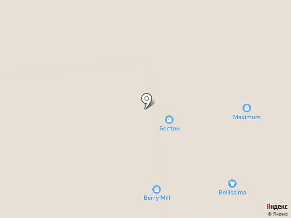 ПОПУЭРИМ на карте Ижевска