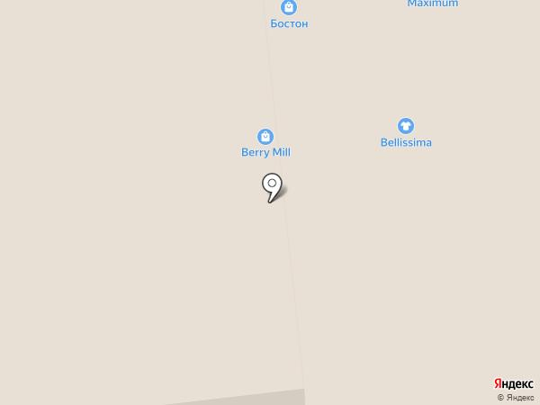 Bellissima на карте Ижевска