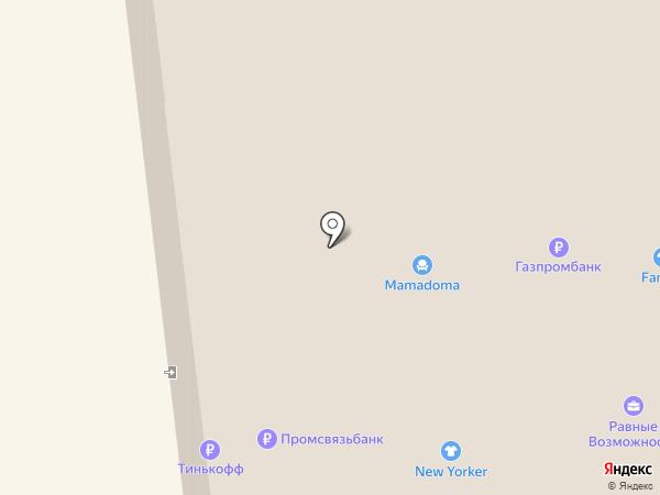 Магазин товаров из ИКЕА на карте Ижевска