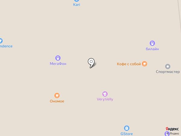Автоматическая кофемашина на карте Ижевска