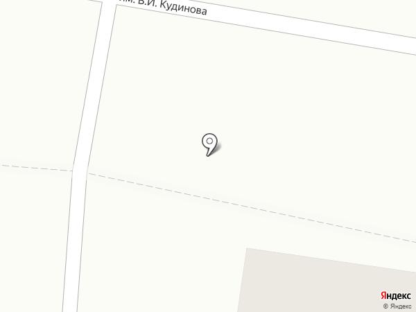 Красное & Белое на карте Ижевска