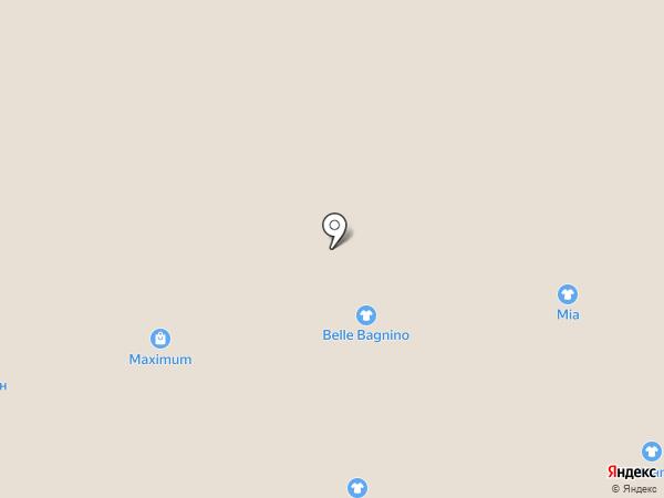 Intrigo на карте Ижевска