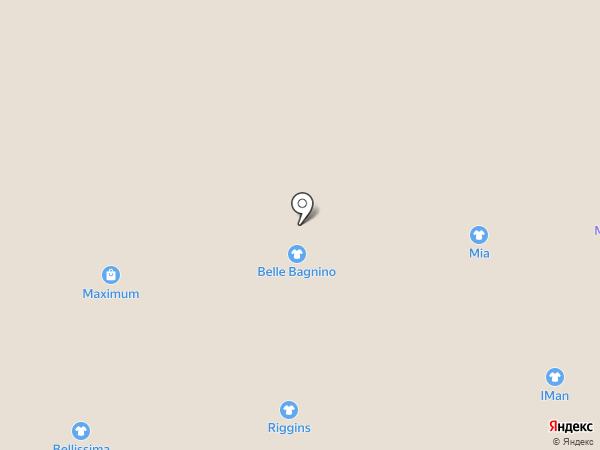 NYX на карте Ижевска