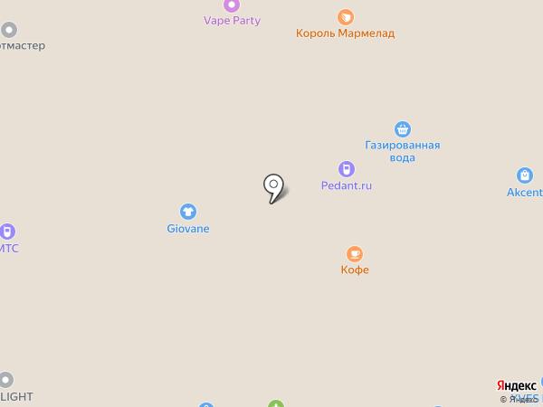Jones на карте Ижевска